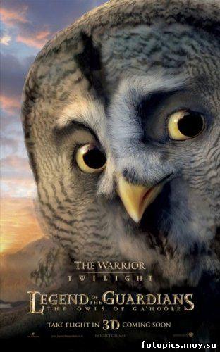"""""""Легенды Ночных стражей""""/""""Legend of the Guardians: The Owls of Ga'Hoole"""" (2010)"""
